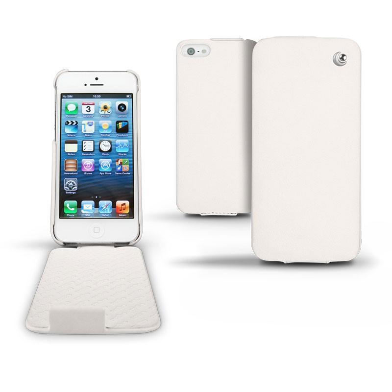 Prot gez votre apple iphone 5 avec des coques tuis for Housse iphone 5 cuir