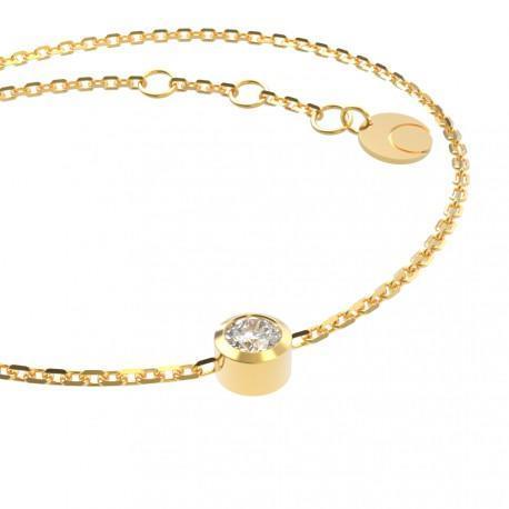 Bracelets gold & silver