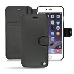 Funda de piel Apple iPhone 6S Plus - Noir ( Nappa - Black )