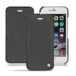가죽 커버 Apple iPhone 6S - Noir ( Nappa - Black )