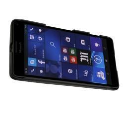 가죽 커버 Microsoft Lumia 950 XL - 950 XL Dual Sim