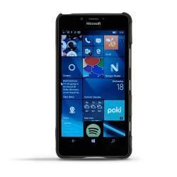 Funda de piel Microsoft Lumia 950 - 950 Dual Sim - Noir ( Nappa - Black )