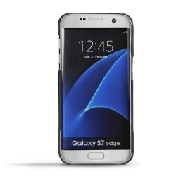 Custodia in pelle Samsung Galaxy S7 Edge