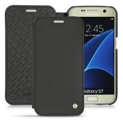 가죽 커버 Samsung Galaxy S7