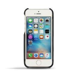 Housse cuir Apple iPhone SE
