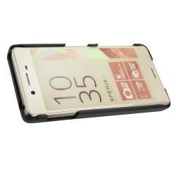 가죽 커버 Sony Xperia X Performance