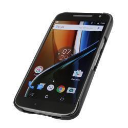 가죽 커버 Motorola Moto G4