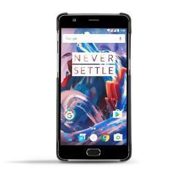 Housse cuir OnePlus 3 - Noir ( Nappa - Black )