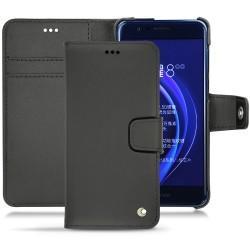 Funda de piel Huawei Honor 8 - Noir ( Nappa - Black )