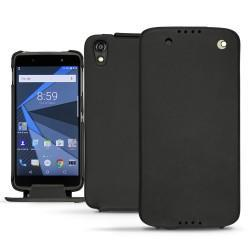 硬质真皮保护套 Blackberry DTEK50 - Noir ( Nappa - Black )