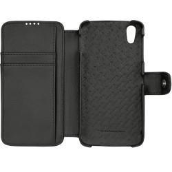 Housse cuir Blackberry DTEK50