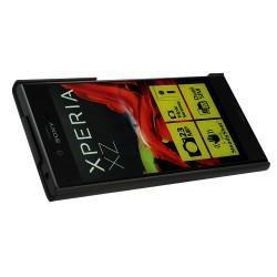 Custodia in pelle Sony Xperia XZ