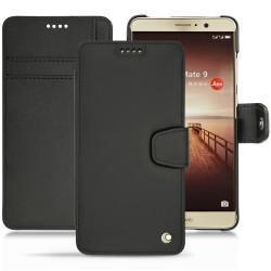 レザーケース Huawei Mate 9 - Noir ( Nappa - Black )
