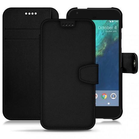 硬质真皮保护套 Google Pixel XL - Noir PU