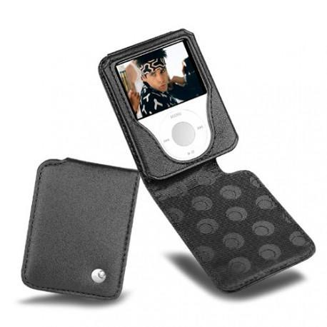 Noreve etui en cuir apple ipod nano 4 8gb for Housse ipod nano