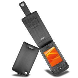 硬质真皮保护套 Eten Glofiish X600 - X650  - Noir ( Nappa - Black )