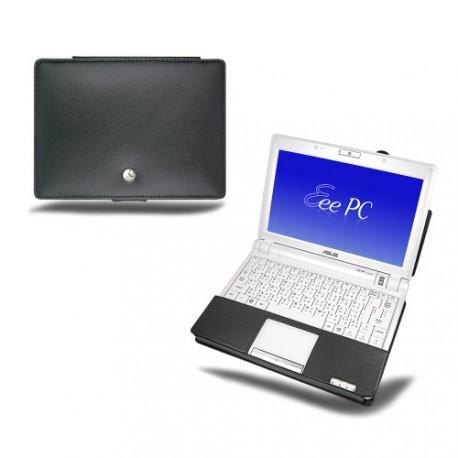 Funda de piel Asus Eee PC 900  - Noir ( Nappa - Black )