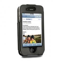 Custodia in pelle Apple iPhone 4