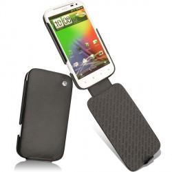 Lederschutzhülle HTC Sensation XL