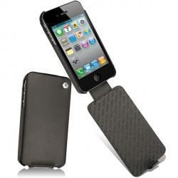 가죽 커버 Apple iPhone 4