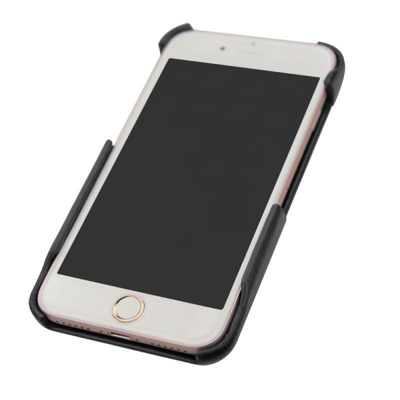 Protections cuir housse tui coque pour apple iphone 7 for Interieur iphone 7