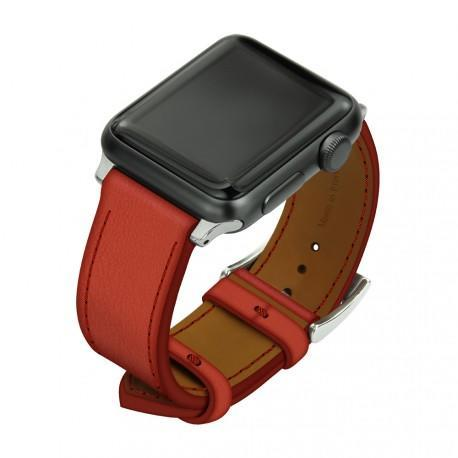 Leather strap for Apple Watch - Griffe 1