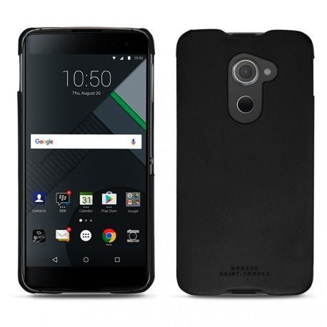 硬质真皮保护套 Blackberry DTEK60 - Noir PU