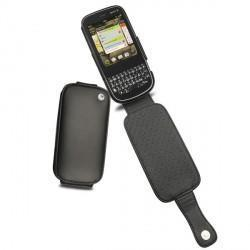 Palm Pixi  leather case - Noir ( Nappa - Black )