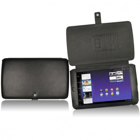 Archos 101 g9 tablet leather case for Housse archos 101