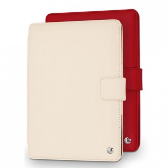 Kobo touch leather case for Housse liseuse kobo