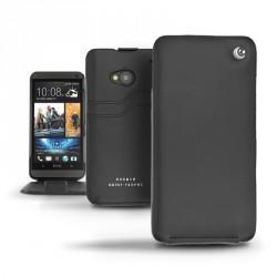 HTC One leather case