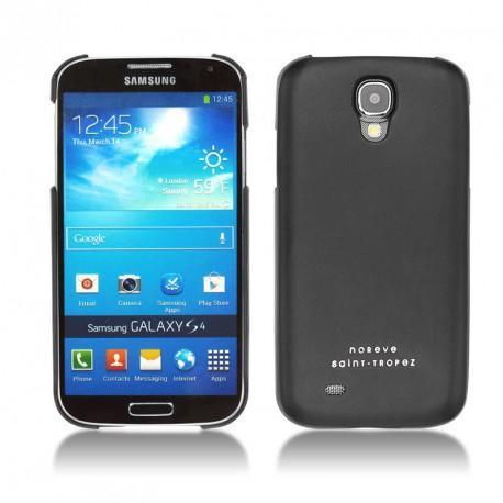 Samsung GT-i9500 Galaxy S IV leather case - Noir ( Nappa - Black )