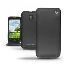 Housse cuir Asus Padfone 2 Smartphone