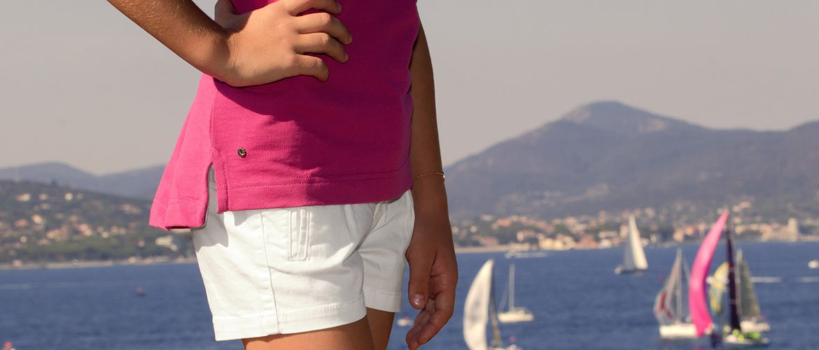 Shorts fille